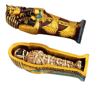 egyptian mummies coffins - photo #26